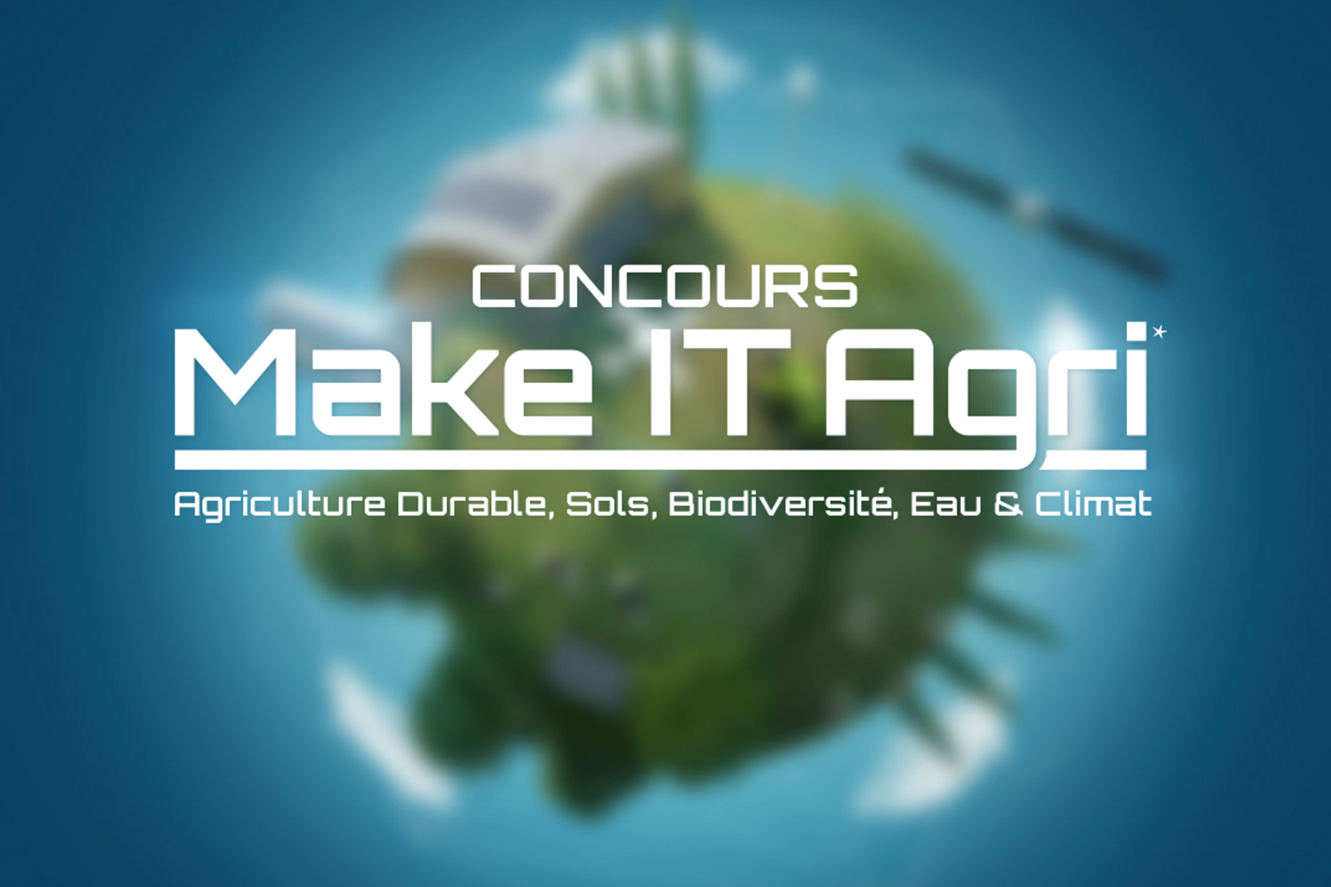Concours Make IT Agri Agri.Builders
